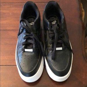 Nike Air Force 1 sneaker black